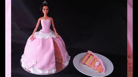 princess cake    princess birthday cake