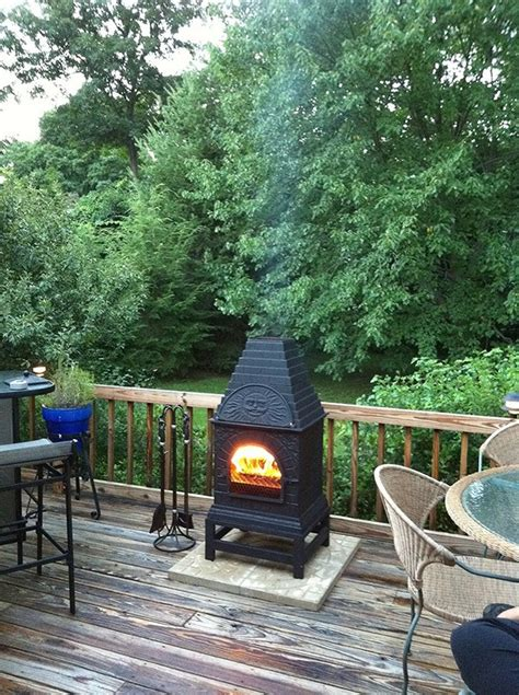 Cheapest Chiminea by Outdoor Fireplace Ideas Top 10 Outdoor Fireplace Kits
