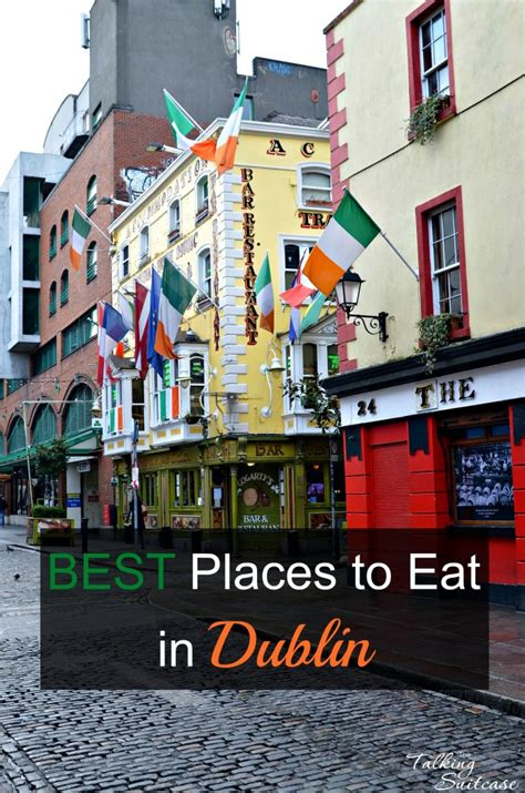 Best Places To Eat In Dublin