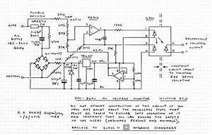 Galvanically Isolated Voltage Monitor