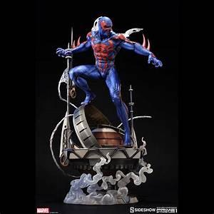 Spider-Man 2099 Statue