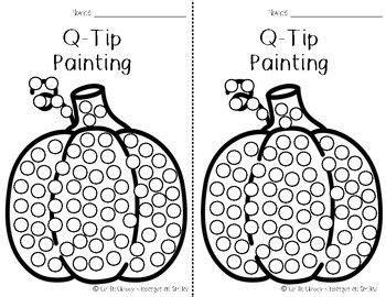 191+ Q Tip Pumpkin