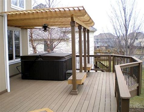 What Is The Difference Between A Pergola And A Roof