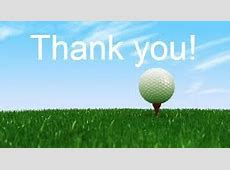 » THANK YOUgolf ball on tee Still Waters