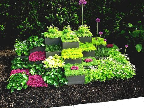 Garden Decoration Ideas by Diy Garden Decorations Handmade Cheap Decor Ideas To