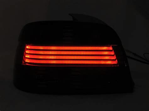 depo 2001 03 bmw e39 5 series smoke lightbar led