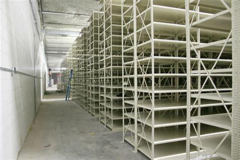 Clipper® Industrial Shelving
