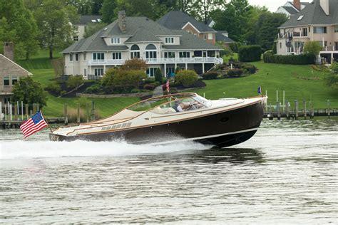 Hinckley Style Boats by Hinckley Talaria 34 Runabout Sea Magazine