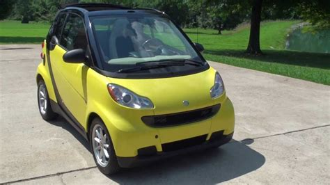 Smart Car Used Cars by Hd 2008 Smart Car Cabriolet Convertible Used