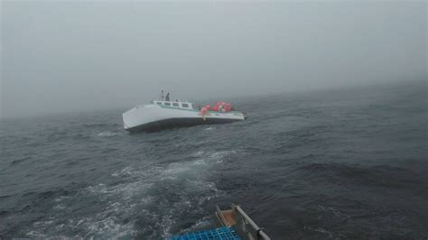 Fishing Boat Accident Nova Scotia by Navigator Magazine Lobster Boat Goes Down On Second Last