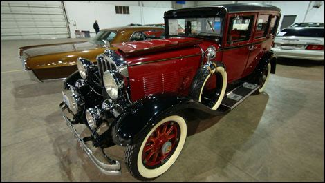 The Toronto International Spring Classic Car Auction