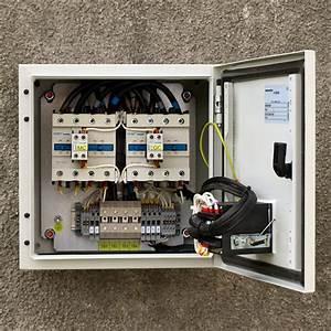Ats Automatic Transfer Switch Panel 3ph  110a  Ac1
