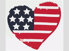 American Heart Clip Art at Clkercom vector clip art