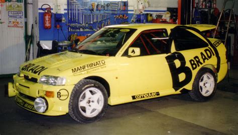 Team Ford by Bradi Team Ford Rs Cosworth