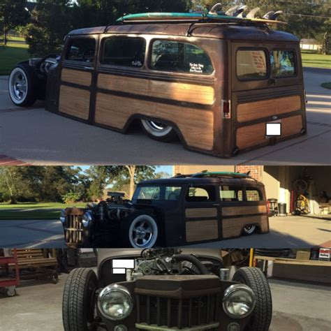 jeep willys wagon for sale 1961 jeep wagon woody for sale jeep wagoneer willys 1961