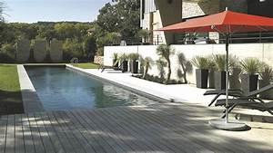 Piscine Beton Prix : belle piscine carr b ton prix ~ Melissatoandfro.com Idées de Décoration
