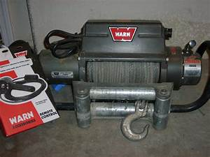 Trying To Find A Warn X8000i Solenoid Cover