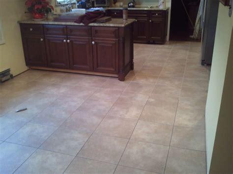 floor installation photos congoleum duraceramic tile install
