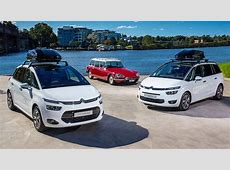 2015 Citroen C4 Picasso gets $3635 in free servicing