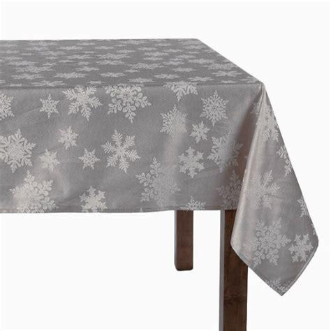 snowflake tablecloths christmas wikii