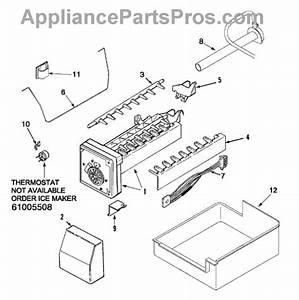 Whirlpool Wp67004028 Icemaker Shut Off Arm