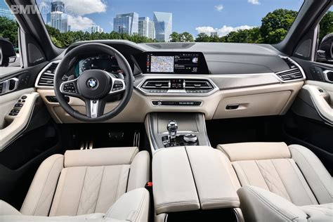 2020 bmw x5 interior 2019 bmw x5 returns with evolved design and high tech