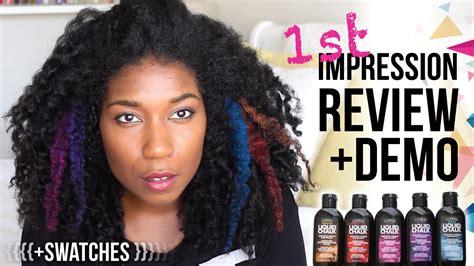 Loreal Liquid Hair Chalk First Impression Review, Demo