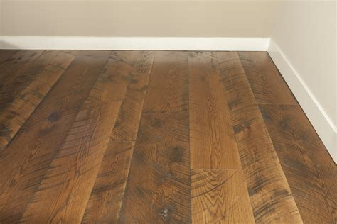 Why Choose Handscraped, Distressed Wide Plank Floors