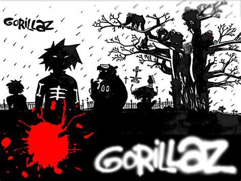 Gorillaz Wallpaper Hd Wallpapersafari