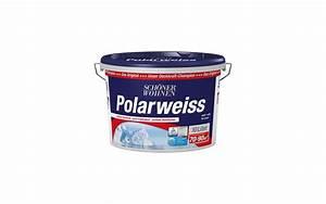 Schöner Wohnen Polarweiss : sch ner wohnen farbe polarweiss plus x award ~ Watch28wear.com Haus und Dekorationen