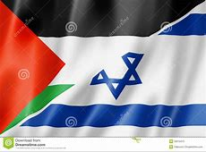 Palestine And Israel Flag Royalty Free Stock Photo Image