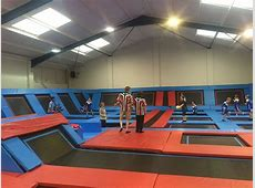 Gallery Boing Zone Trampoline Park