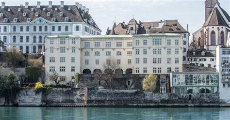 Botanischer Garten Basel Umbau by Amrein Giger Architekten