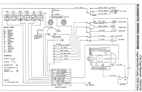 2001 Bayliner Wiring Diagram by Need Help With 3 0 Omc I O Wiring Harness Page 1