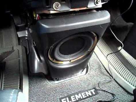 honda element stock stereo system lookreview youtube