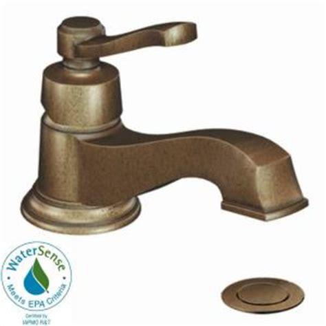 Moen Rothbury Single Faucet by Moen Rothbury Single 1 Handle Low Arc Bathroom Faucet