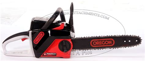 oregon powernow electric chainsaw  standard battery