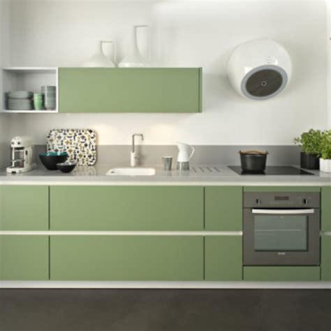 cuisine verte et grise quelle couleur pour votre cuisine équipée cuisine