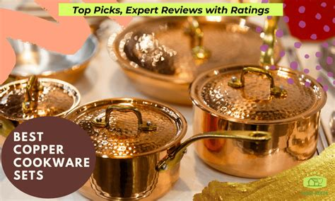 copper cookware sets  top picks reviewed