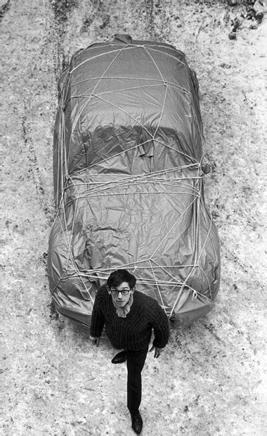 Christo's towering ambition | Christie's