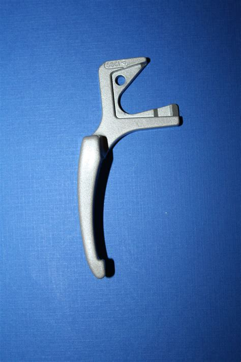 pella casement handle   white  champagne  window repair parts