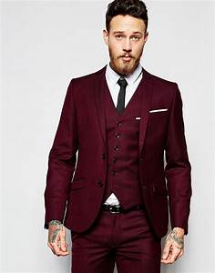heart dagger suit jacket in birdseye fabric in skinny With mens wedding suits ideas
