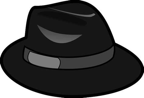 Fedora Animated Wallpaper - free vector graphic hat black fedora stylish free