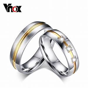 1piece vintage wedding rings for women men stainless With stainless steel wedding rings for men