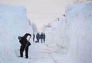 That's Really Heavy Snow (33 pics) - Izismile.com