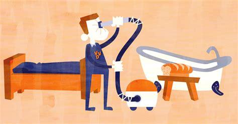 bed bad brood regeling category karikatuur studio neetje