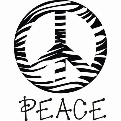 Peace Sign Printable Clipart Printables Designs Coloring
