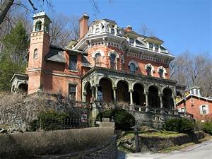 Packer Mansionis a historic home located at Jim Thorpe ...