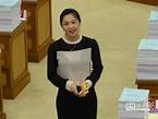 李婉钰「透视装」 男政务官恐惧 - 中时电子报