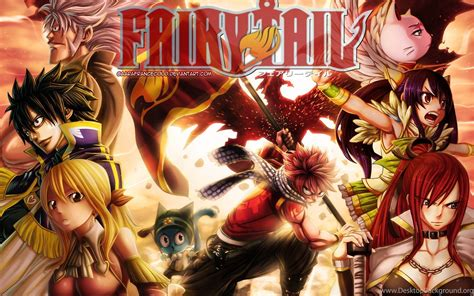 anime fairy tail hd wallpapers  desktop wallpaper cave